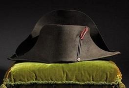 Napoleons hat sold for £1.53 million